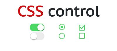 Красивые кастомные checkbox и radio button в стиле ios без js.